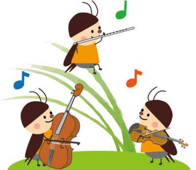 鈴虫の音楽会