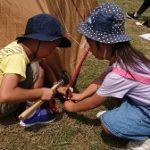 親子わくわくデイキャンプ①実施しました。