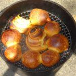 森のパン作り