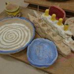 第2期「森の陶芸教室ー絵付けー」開催しました。
