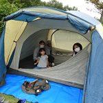 はじめての親子キャンプ②実施しました。