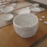陶芸教室 絵付け実施しました。