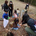 森のやすらぎ親子クラブ「ちいさな春み~つけた!」実施しました。