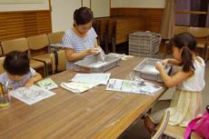 夏休み親子体験学習