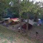 はじめての親子キャンプを実施しました。